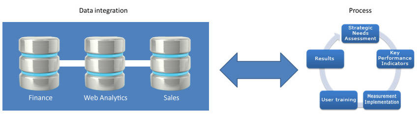 Data integration with top notch process